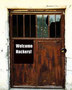 Hacked Back Door To Joomla